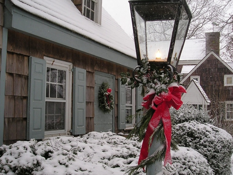 The historic Rabbit's Ferry House, c. 1740, will be part of the festive Christmas Tour of Lewes benefiting the Lewes Historical Society and set for December 2. Tickets are $25 in advance and can be purchased at outlets in Lewes and Rehoboth or online at www.historiclewes.org